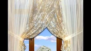 Как выбрать тюль для кухни. Красивая тюль на кухню. Фото(Красиво декорированное окно — источник положительных эмоций и позитивной энергии для семейного очага...., 2014-08-12T12:08:22.000Z)
