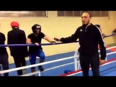 Boxe anglaise - Urban Boxing