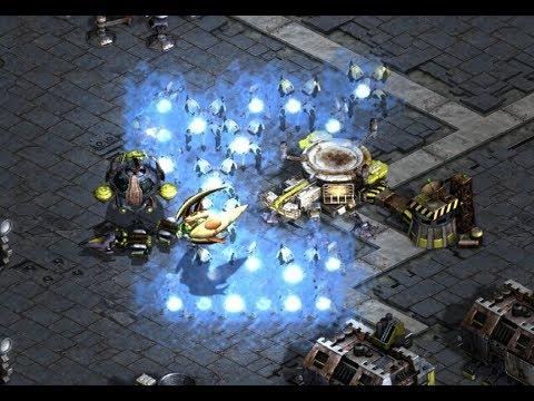 Bisu (P) V Flash (T) On Match Point - StarCraft  - Brood War REMASTERED