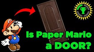 Game Theory: Is Paper Mario a DOOR? [Stream Highlights]