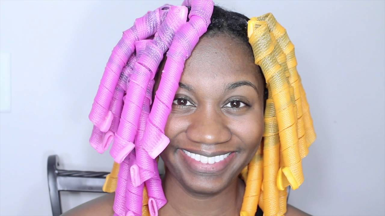 curlformers natural hair