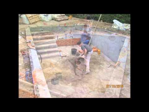 Construccion piscina hormigon reforzada doovi - Construccion piscinas paso paso ...
