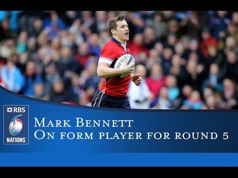 RBS 6 Nations Debutant: Mark Bennett
