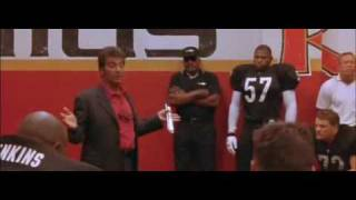 Any Given Sunday - Al Pacino Speech: Inch by inch, play by play with subtitles ENG and SPA