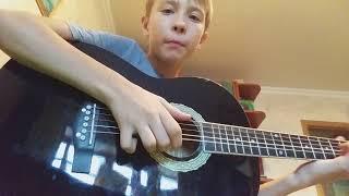 видео урок для начинающего салиста мира на гитаре