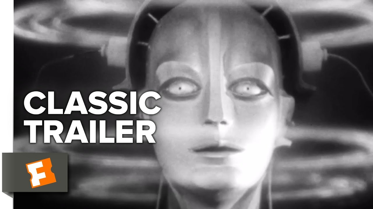 Metropolis (1927) Trailer #1 | Movieclips Classic Trailers