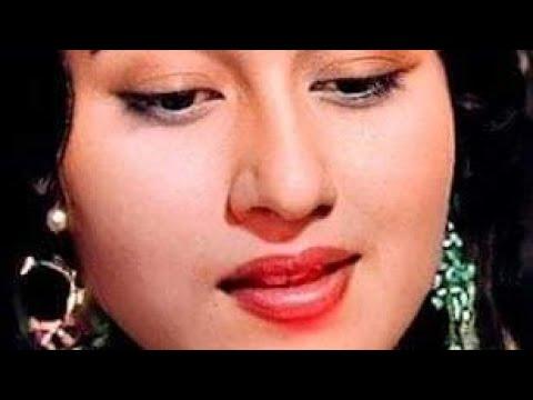 NOOR JAHAN - aaja meri barbad mohabbat ke sahare .. Madhubala .. Dilip Kumar