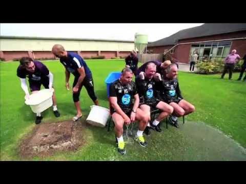 FEATURE | Steve McClaren ALS Ice Bucket Challenge