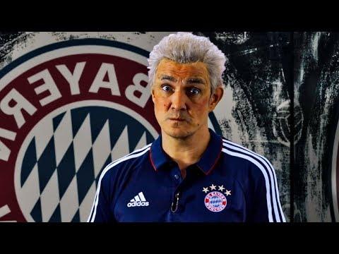 Jupp Heynckes - Erstes Interview als Bayern-Trainer | Matze Knop als Heynckes