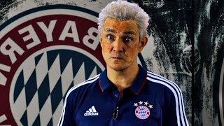 Jupp Heynckes - Erstes Interview als Bayern-Trainer   Matze Knop als Heynckes