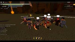 ROBLOX- SWORDBURST 2 LOCAL Giveaway (Turn Out Good)