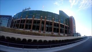 GoPro Packers - C.W.A. I love Green Bay