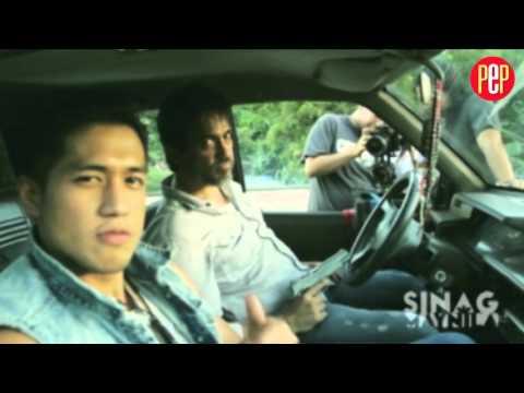 "SINAG MAYNILA. Aljur Abrenica, Alvin Anson, Ato Bautista for ""Expressway"""