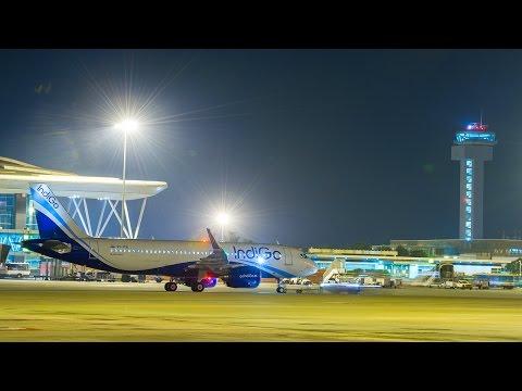The AirSide Day & Night-Bengaluru International Airport TEASER