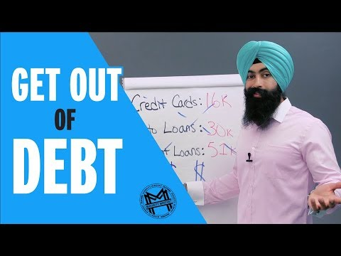 How To Wipe Out Your Debt FAST