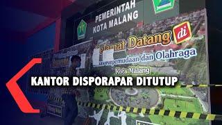 Kantor Disporapar Kota Malang Ditutup, 4 ASN Terpapar Covid-19