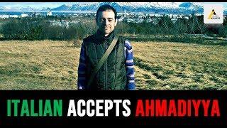 Inspirational Story : Italian Catholic Accepts Islam Ahmadiyya