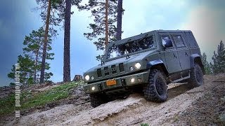 Test drive of the URAL, TIGR, IVECO, HAMMER military SUVs. Тест драйв военных внедорожников.(Test drive of the URAL, TIGR, IVECO, HAMMER military SUVs Tests of the Ministry of Defence of the Russian Federation of the URAL, TIGR, IVECO, HAMMER ..., 2013-10-09T13:20:43.000Z)