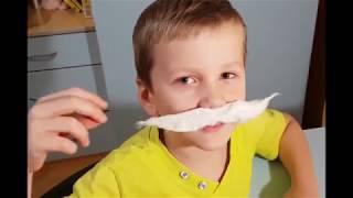 Как легко самому сделать усы для карнавального костюма