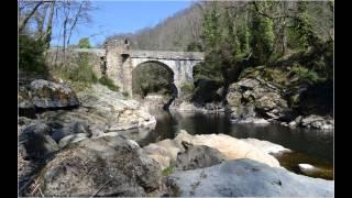 Montoulieu et le Pont du Diable  -  Ariège  -  Midi-Pyrénées -  France