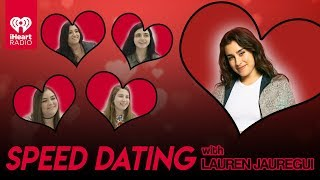 Lauren Jauregui Speed Dates With Lucky Fans! | Speed Dating