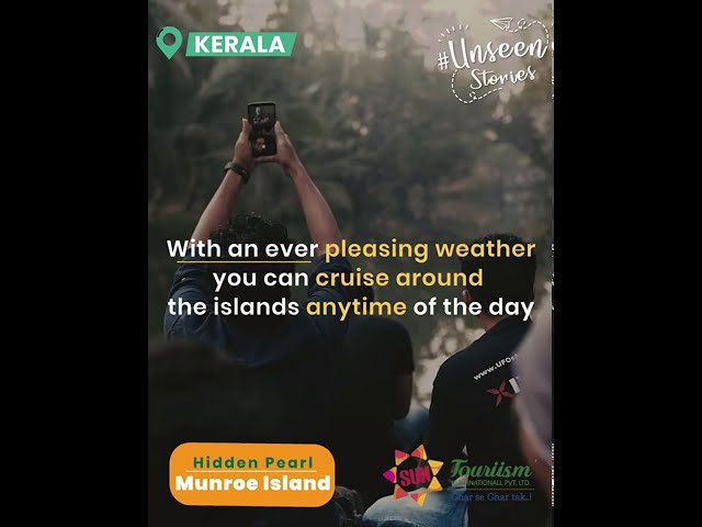 Munroe Island | The Hidden Pearl of Kerala's Backwaters | Sun touriism