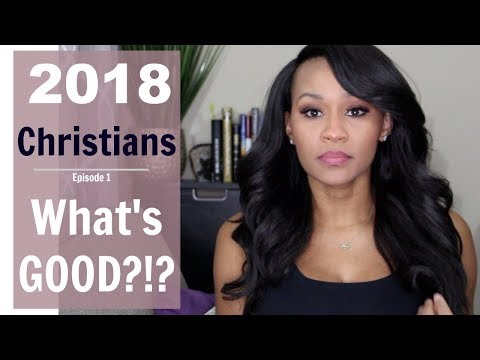 Christians & Believers of GOD in 2018 ... MUST WATCH!