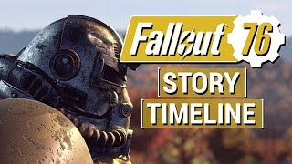 FALLOUT 76: When Does Fallout 76 Take Place?? (Fallout 76 Story Timeline)