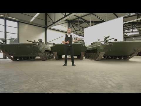 Geschichte(n) aus Stahl: Schwert und Schild der Infanterie - der BMP (S02E02)