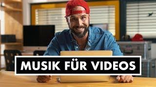 Kostenlose Musik für Videos + was ich benutze | Jaworskyj