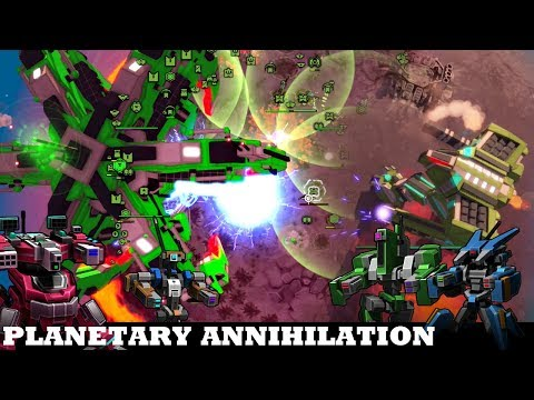 COMEBACK KING - Planetary Annihilation: Titans