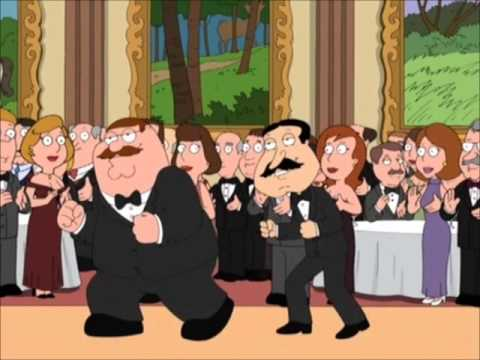Family guy - we can dance if we want to
