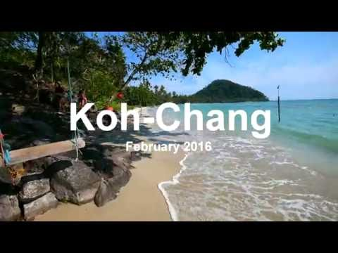 Koh Chang: Long beach, sexy girls and some sunsents