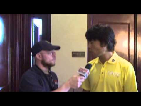 Kevin Na Interview in Las Vegas