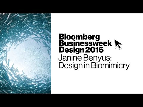 Bloomberg Businessweek Design Conference: Design in Nature