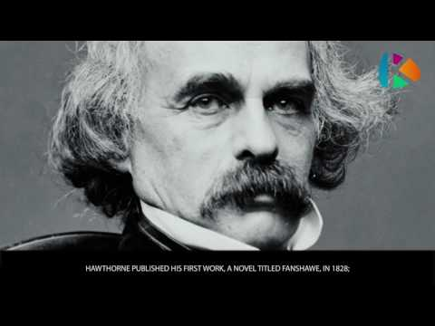 Nathaniel Hawthorne - Famous Authors - Wiki Videos by Kinedio