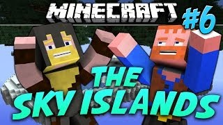 Minecraft: The Sky Islands | Ep.6, Dumb and Dumber