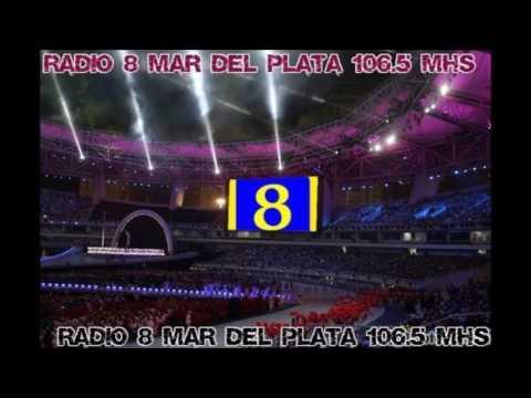 ALVARADO- DEFENSORES (R) EN RADIO 8 106.5 MHS MAR DEL PLATA