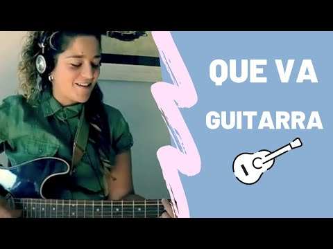 Que va - Alex Sensation ft. Ozuna (acordes guitarra) Sarai