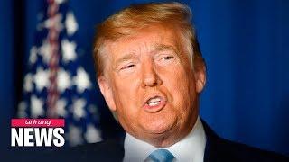 "Trump says Soleimani plotted attacks against U.S.; Iran threatens ""harsh retaliation"""