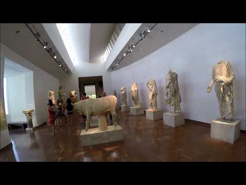 Ancient Olympia Archeological Museum, Greece