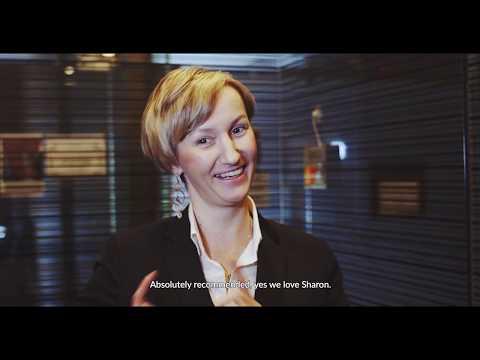 Sylvie - Testimonial on Sharon's managment seminar