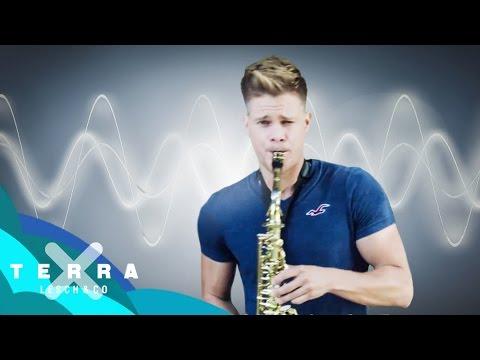 Doppler-Effekt mit Saxofon?!   #philipslab