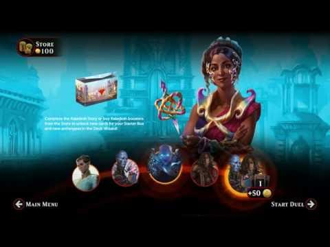 Magic Duels: Kaladesh Gameplay Trailer