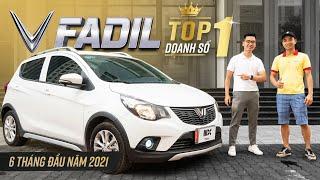 Lý do Vinfast Fadil TOP 1 doanh số? Mua bản tiêu chuẩn độ hơn 20 triệu chỉ bằng giá i10