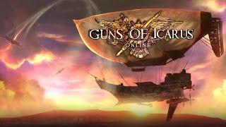 『Guns of Icarus 伊卡洛斯之槍』今天當砲手與超強船長搭檔(上) thumbnail