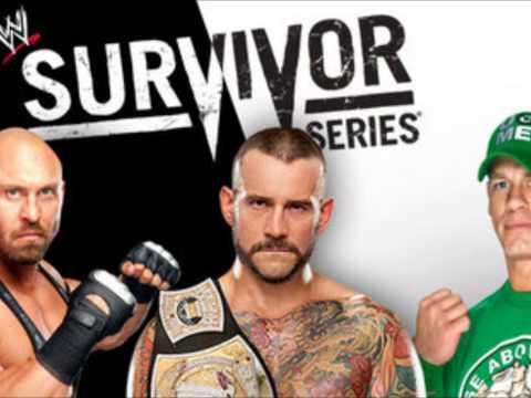 WWE Survivor Series 2012 Official Theme Song