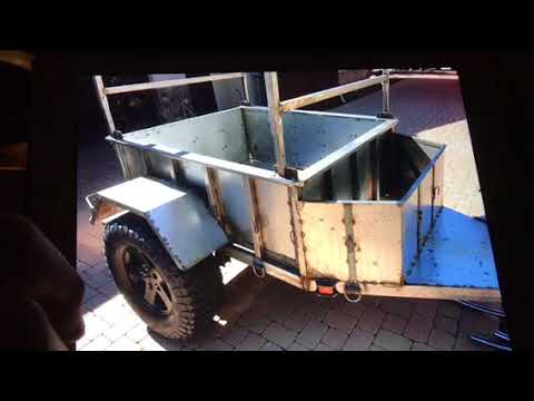 Jeep Extreme Duty Off Road Trailer for sale Palm Springs CA Craigslist