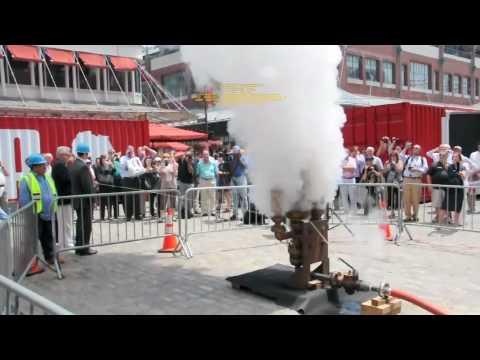 normandie  steam whistle