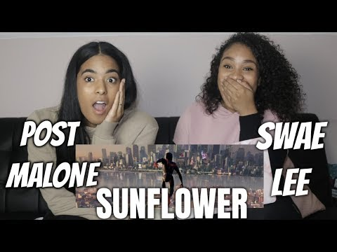 Post Malone, Swae Lee - Sunflower (Spider-Man: Into the Spider-Verse) REACTION + REVIEW